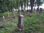 Židovský hřbitov (Bosyně, Česko)