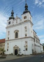 Kostel sv. Ignáce a Františka (Březnice, Česko)