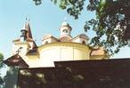 Kostel Nejsvětější Trojice (Slaný, Česko)