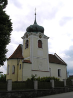 Kostel sv. Martina (Postupice, Česko)