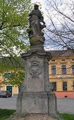 Socha Panny Marie Immaculaty (Zbraslavice, Česko)