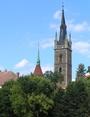 Kostelní věž (2016, rb)