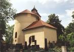 Rotunda sv. Petra a Pavla (Budeč, Kladno Česko)