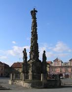 Mariánský sloup (Velvary, Česko)