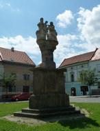 Sousoší sv. Rodiny (Český Brod, Česko)