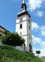 Kostelní věž - Václavka (2016, ew)