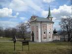 Kostel sv. Maří Magdalény (Skalka, Mníšek pod Brdy, Česko)