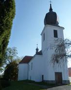 Kostel Povýšení sv. Kříže (Starý Rožmitál, Rožmitál pod Třemšínem, Česko)