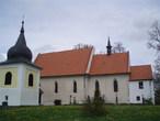 Kostel sv. Prokopa a Navštívení Panny Marie (Hvožďany, Česko)