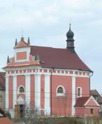 Kostel sv. Ludmily (Tetín, Česko)