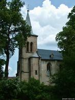 Kostel Narození Panny Marie (Klášter Hradiště nad Jizerou, Česko)