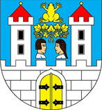 Městský znak (Kněževes, Rakovník, Česko)