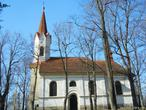Kostel sv. Prokopa (Březové Hory, Příbram, Česko)
