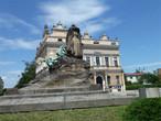 Pomník Prokopa Holého (Český Brod, Česko)