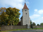 Kostel Panny Marie (Třebsko, Česko)