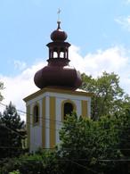 Zvonice (Slatina, Kladno, Česko)