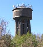 Vodárenská věž (Dubí, Kladno, Česko)