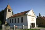 Kostel Církve československé husitské  (Tuchoměřice, Česko)