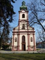 Kostel sv. Andělů strážných (Kostelec nad Černými lesy (Česko))