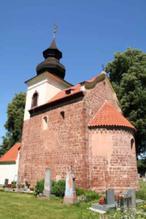 Kostel sv. Jakuba Většího (Rovná, Stříbrná Skalice, Česko)