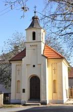 Kaple sv. Barbory (Chrášťany, Rakovník, Česko)