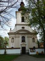 Kostel sv. Petra a Pavla (Petrovice, Příbram, Česko)