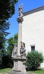 Mariánský sloup (Hořovice, Česko)