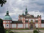 Bazilika Nanebevzetí Panny Marie (Svatá Hora, Příbram, Česko)