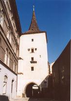 Velvarská brána (Slaný, Česko)