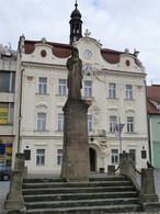 Pomník Mistra Jana Husa (Beroun, Česko)