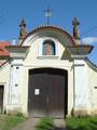 Brána kláštera (2015, ew)