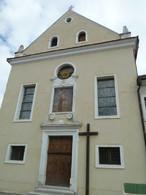 Kostel Čtrnácti svatých pomocníků (Mělník, Česko)