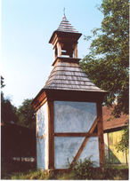 Zvonice (Hradečno, Česko)