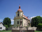 Kostel sv. Václava (Liblice, Mělník, Česko)
