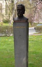 Pomník Bedřicha Smetany (Rakovník, Česko)