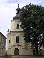 Kostel Nanebevzetí Panny Marie (Chorušice, Česko)