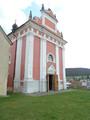 Kostel sv. Ludmily (2015, ew)