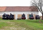 Železniční muzeum Zlonice (Lisovice, Zlonice, Česko)