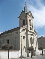 Kostel Českobratrské církve evangelické (Libčice nad Vltavou, Česko)