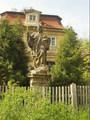 Socha sv. J. Nepomuckého (2009, ew)