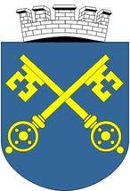Městský znak (Petrovice, Příbram, Česko)