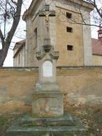 Kříž (Kolešovice, Česko)