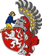 Městský znak (Slaný, Česko)
