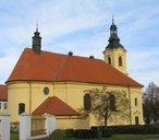 Kostel Nejsvětější Trojice (Dobříš, Česko)
