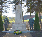 Pomník obětem 1. sv. války (Hřebeč, Česko)