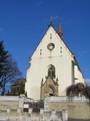 Kostel sv. Kateřiny (2014, rb)