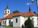Kostel Narození Panny Marie (Nové Strašecí, Česko)