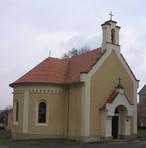 Kaple sv. Jana Křtitele (Ledce, Kladno, Česko)