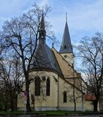 Kostel Povýšení sv. Kříže (Poděbrady, Česko)