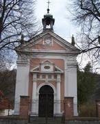 Kaple Navštívení Panny Marie (Davle, Česko)